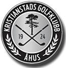 Åhus golfkrog logo