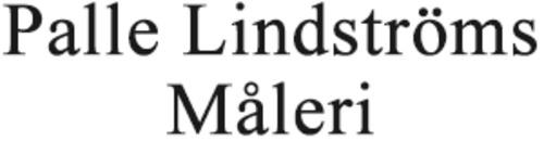 Lindströms Måleri, Palle logo