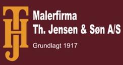 Th. Jensen & Søn A/S logo