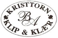 Kristtorn Klip & Klæ'r logo
