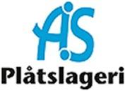 Å.S Plåtslageri AB logo