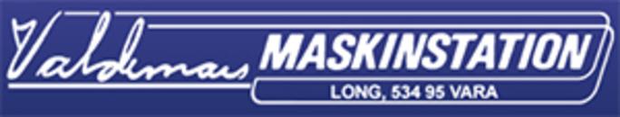 Valdemars Maskinstation logo