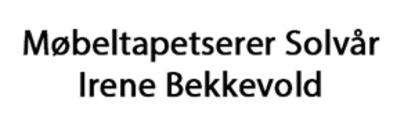 Møbeltapetserer Solvår Irene Bekkevold logo
