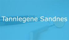 Tannlegene Sandnes logo