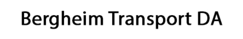 Bergheim Transport DA logo