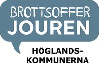 Förening Brottsofferjouren Höglands logo