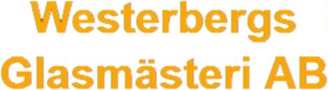 Westerbergs Glasmästeri AB, logo