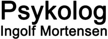 Psykolog Ingolf Mortensen logo