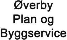 Øverby Plan og Byggservice logo