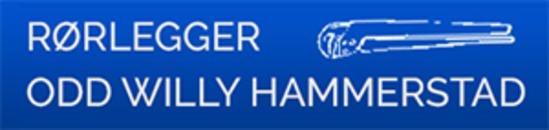 Rørlegger Odd Willy Hammerstad logo