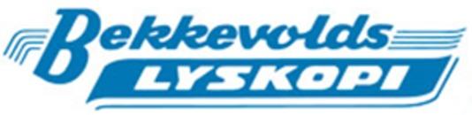 Bekkevolds Lyskopi ANS logo