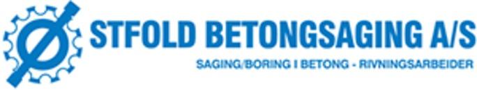 Østfold Betongsaging AS logo