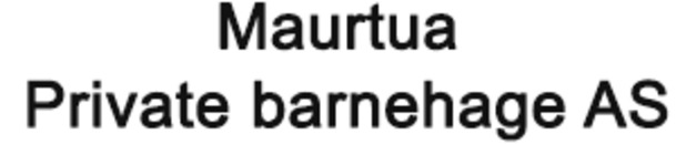 Maurtua Private barnehage AS logo