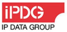 I P Datamönster AB logo