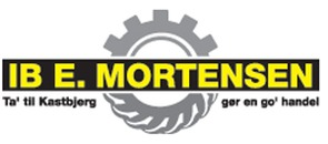 Ib E. Mortensen AS logo