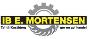 Ib E. Mortensen AS logo