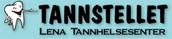Tannstellet - Lena Tannhelsesenter logo
