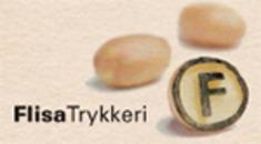 Flisa Trykkeri AS logo
