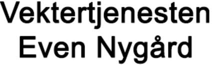 Vektertjenesten Even Nygård logo