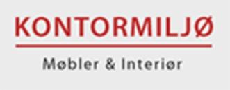 Kontormiljø Ringerike AS logo