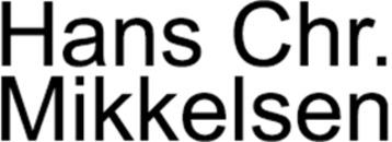 Landinspektør Hans Chr. Mikkelsen logo