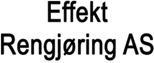Effekt Rengjøring AS logo