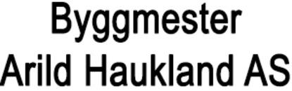 Byggmester Arild Haukland AS logo
