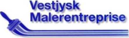 Vestjysk Malerentreprise logo