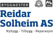 Byggmester Reidar Solheim AS logo