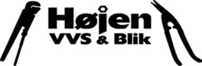 Højen VVS & Blik logo