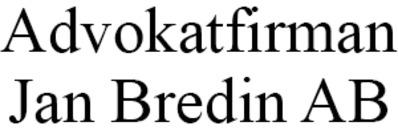 Advokatfirman Jan Bredin AB logo