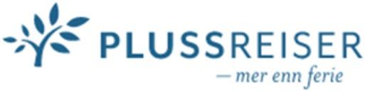 Plussreiser (tidligere Si-Reiser, Ravinala og Sabra Fokusreiser) logo