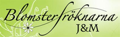 Blomsterfröknarna J&M logo
