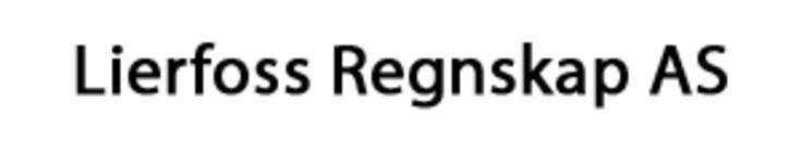 Lierfoss Regnskap AS logo