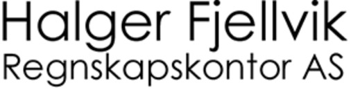 Halger Fjellvik Regnskapskontor AS logo