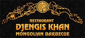 Djengis Khan Mongolian Barbecue logo