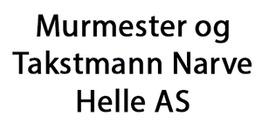 Murmester og Takstmann Narve Helle AS logo