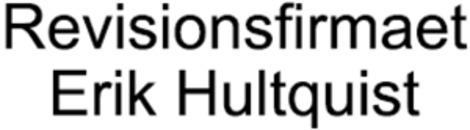 Revisionsfirmaet Erik Hultquist logo