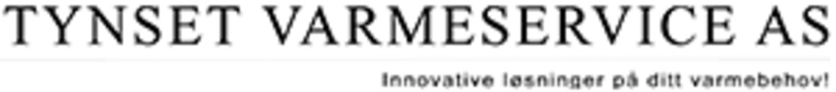 Tynset Varmeservice AS logo