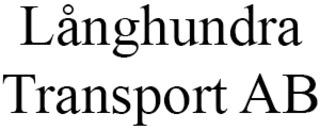 Långhundra Transport AB logo