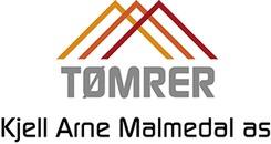 Tømrer Kjell Arne Malmedal AS logo