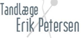 Tandlæge Erik Petersen logo