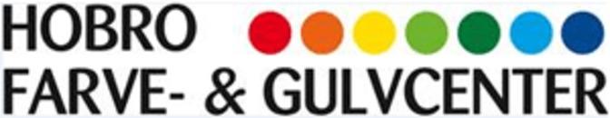 Hobro Farve & Gulvcenter logo