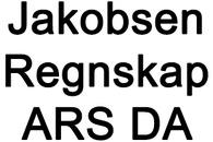 Jakobsen Regnskap ARS DA logo