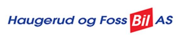 Haugerud og Foss Bil AS logo