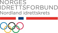 Nordland Idrettskrets logo