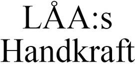 LÅA:s Handkraft logo