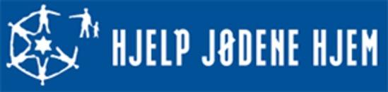 Hjelp Jødene Hjem logo