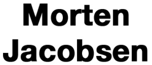 Morten Jacobsen logo