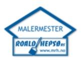 Hepsø Roald AS Malermester logo